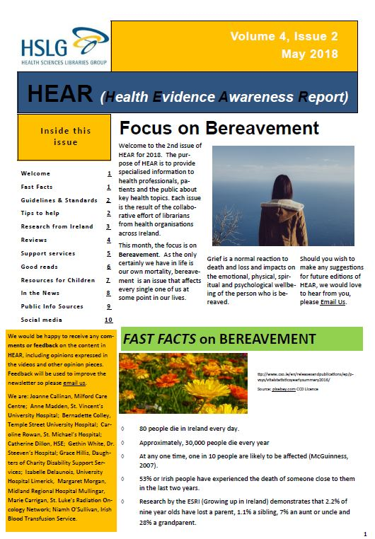 HEAR Bereavement