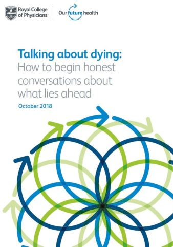 Talking about dying
